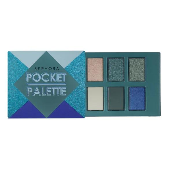 Pocket Palette Paleta De 6 Sombras De Ojos SEPHORA COLLECTION