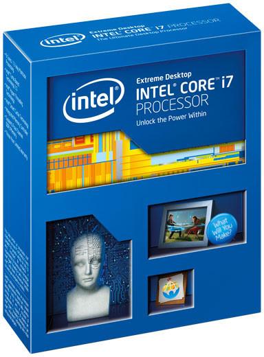 Intel Core i7 'Ivy Bridge-E'