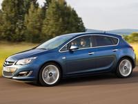 3 - Opel/Vauxhall Astra
