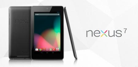 Nexus 7, la tablet de 7 pulgadas de Google y Asus ya es oficial