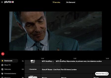 Pluto Tv Gratis Mexico