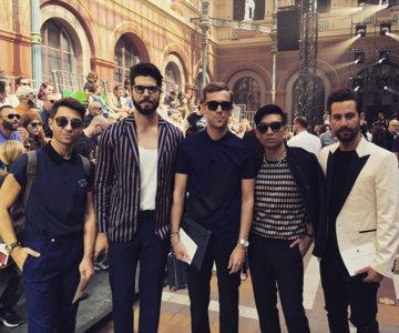 Desfiles de Paul Smith, Lanvin y Hermès en presencia de todos los fashion influencers