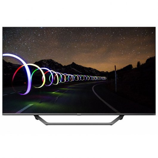 "TV LED 50"" - Hisense 50A7500F, UHD 4K, VIDAA U, Smart TV, DVB-T2, DTS, Negro"