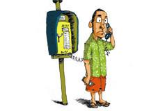 El Parlamento Europeo rebaja un 70% la tarifa por llamar desde el extranjero