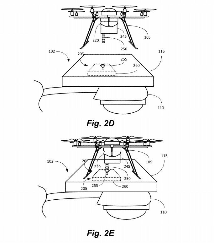 Foto de Patente de nidos Amazon (3/7)