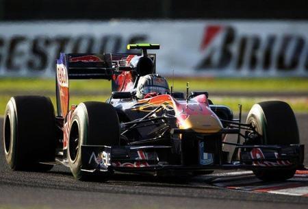 Gran Premio de Corea del Sur de Fórmula 1: Toro Rosso no llevará el F-Duct