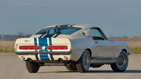 Shelby GT 500 SS2