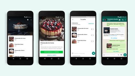 WhatsApp incluye un carrito de compra en la app: disponibilidad en México y cómo funciona para realizar compras en la plataforma de mensajería