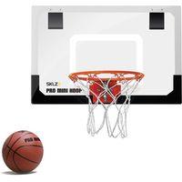 Disfruta de esta mini canasta interior de baloncesto SKLZ Pro Mini Hoop por 30,42 euros en Amazon con envío gratis