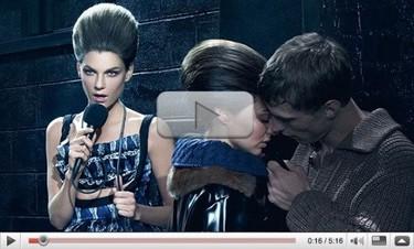 El vídeo de la campaña Otoño-Invierno 2010/2011 de Prada