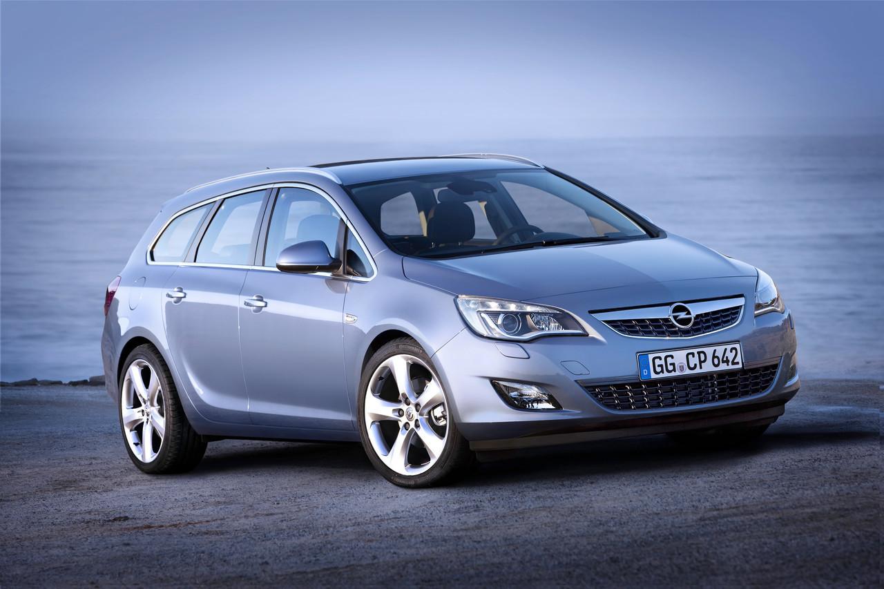 Foto de Opel Astra Sports Tourer (1/15)