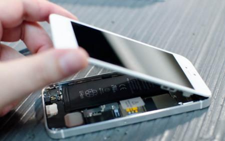 Cambio de pantalla al iPhone 5