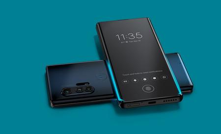Motorola Moto Edge y Edge+