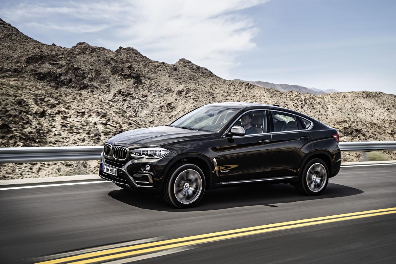 Foto de BMW X6 2014 (60/96)