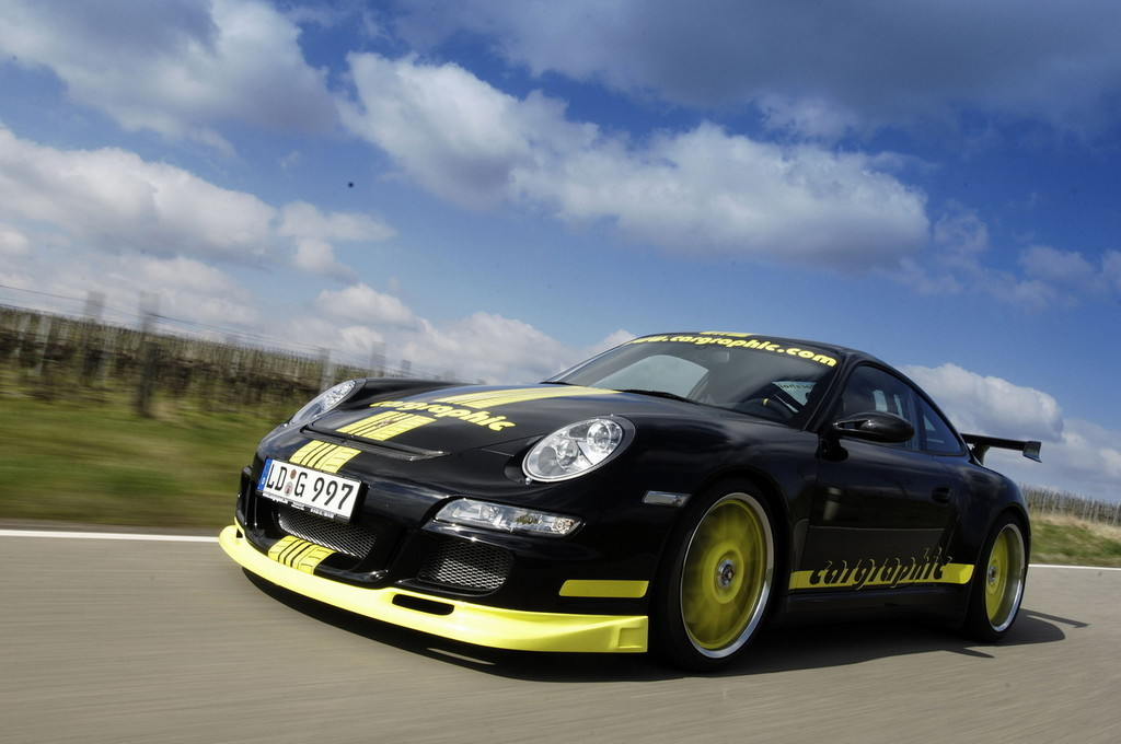 Foto de Porsche 911 Airlift (1/2)