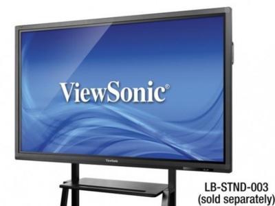 ViewSonic tiene una pantalla de 84 pulgadas con Android y resolución UltraHD