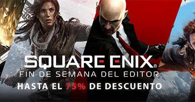 Más ofertas de Steam y ahora son por parte de Square Enix