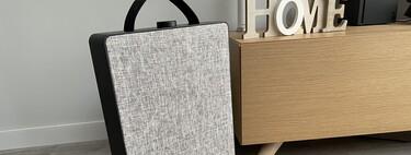 Purificador FÖRNUFTIG de IKEA, análisis: respirar un aire más limpio no está reñido con una estética cuidada
