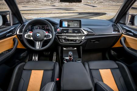 BMW X3 M 2020 interior