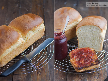 Pan De Leche Fácil Receta Clásica Para Desayunos Y Meriendas