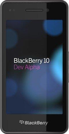 BBW 2012, RIM muestra su terminal de desarrollo BlackBerry 10 dev alpha