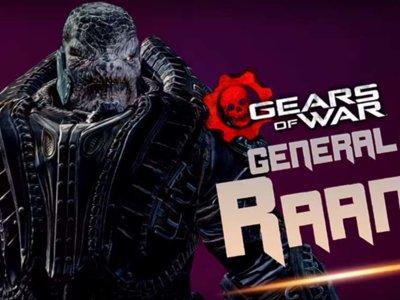 El General Ram de Gears of War cambia de juego y llega a Killer Instinct