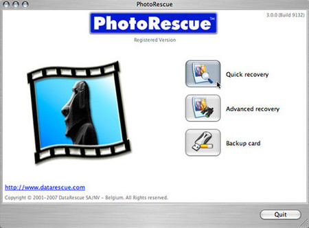 Photorescue, recupera tus fotos borradas