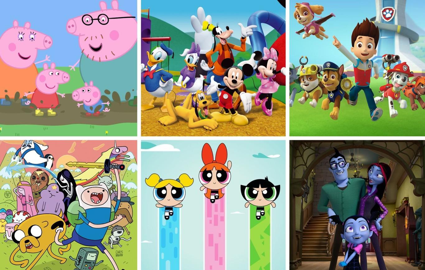 Las 21 Mejores Series Infantiles Que Puedes Encontrar En Netflix Hbo Disney Movistar Y Amazon Prime
