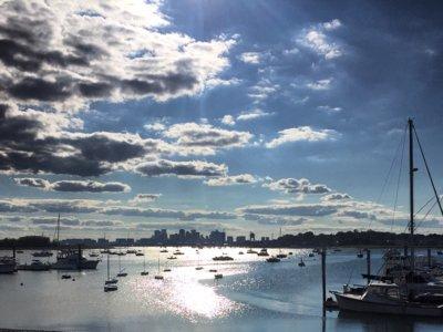 Winthrop, o cómo disfrutar del skyline de Boston de un modo diferente