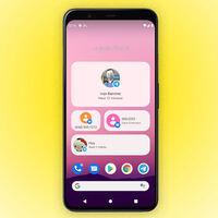El widget de conversaciones de Android 12 ya está aquí: así funciona