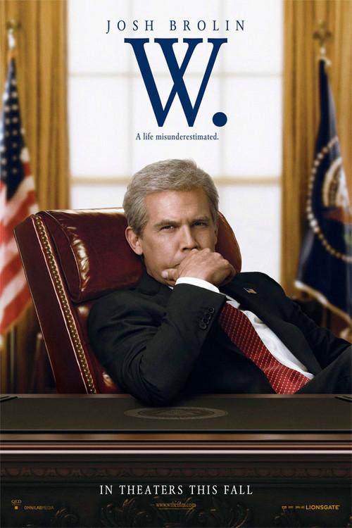 Foto de W., nuevos posters (1/3)