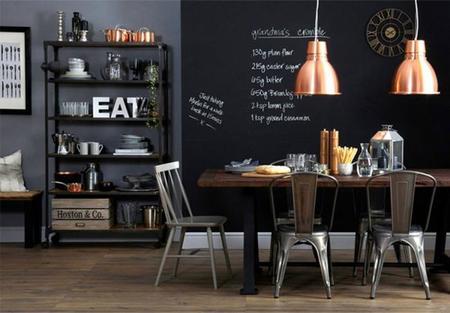 Añade un poco de cobre en la decoración de tu hogar