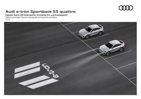 Audi E Tron Sportback 56