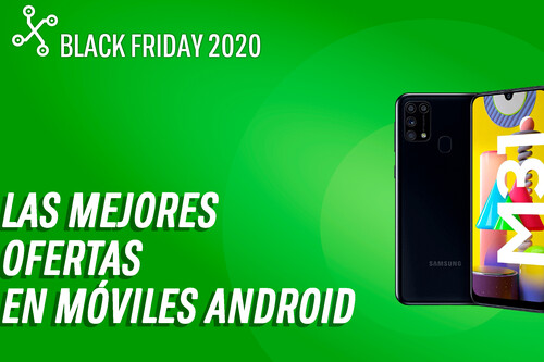 Los 39 mejores móviles Android en oferta por el Black Friday 2020 hoy, 24 de Noviembre: Xiaomi Mi 10T rebajadísimo y más ofertas