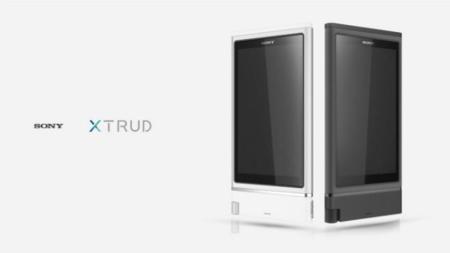 ¿Y si pudiésemos ampliar procesador o pantalla de nuestro smartphone? Concepto Sony XTRUD