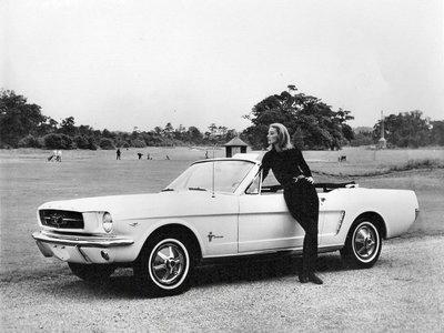 6 cosas que probablemente no sabías del Ford Mustang