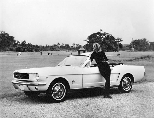 6 curiosidades del Ford Mustang para sorprender en tu siguiente plática sobre pony cars