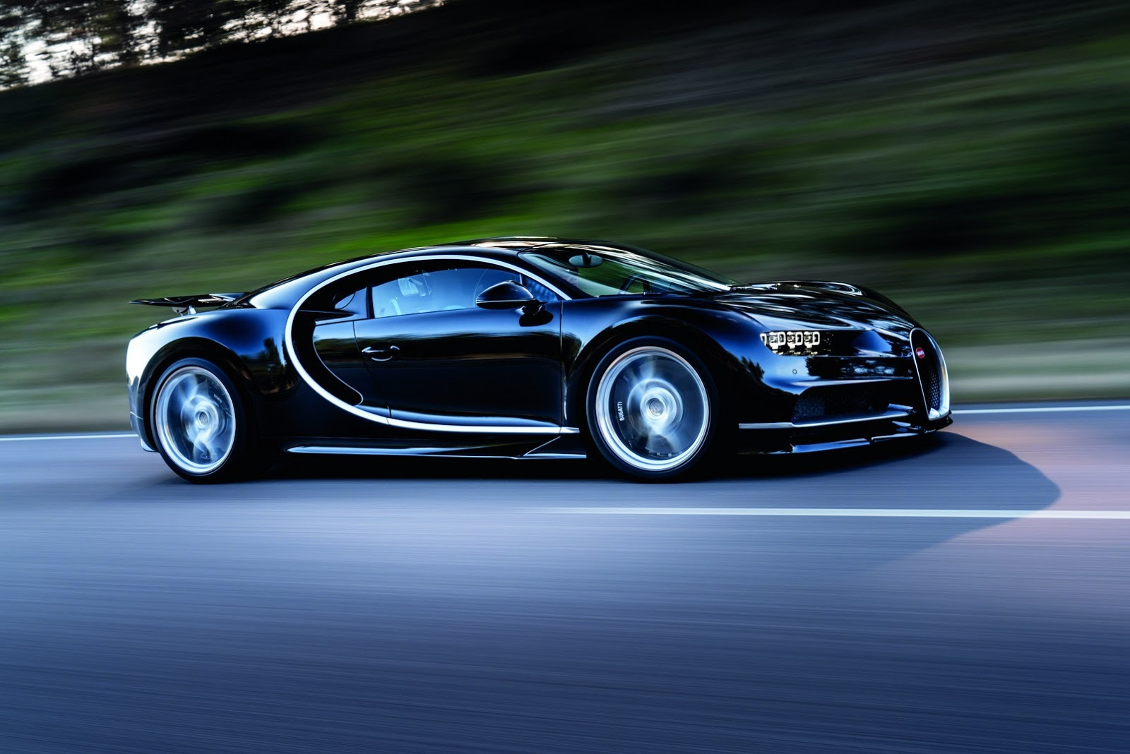 Foto de Bugatti Chiron (36/77)