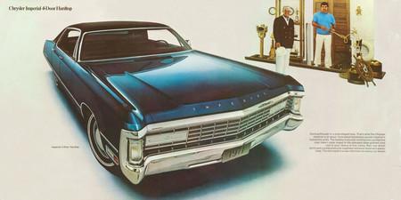 Especial Los Primeros Chrysler Imperial