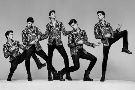 Versace Collection publica su lookbook de invierno, y sí, nos fascinó