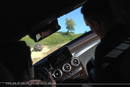 Mercedes GLC Offroad