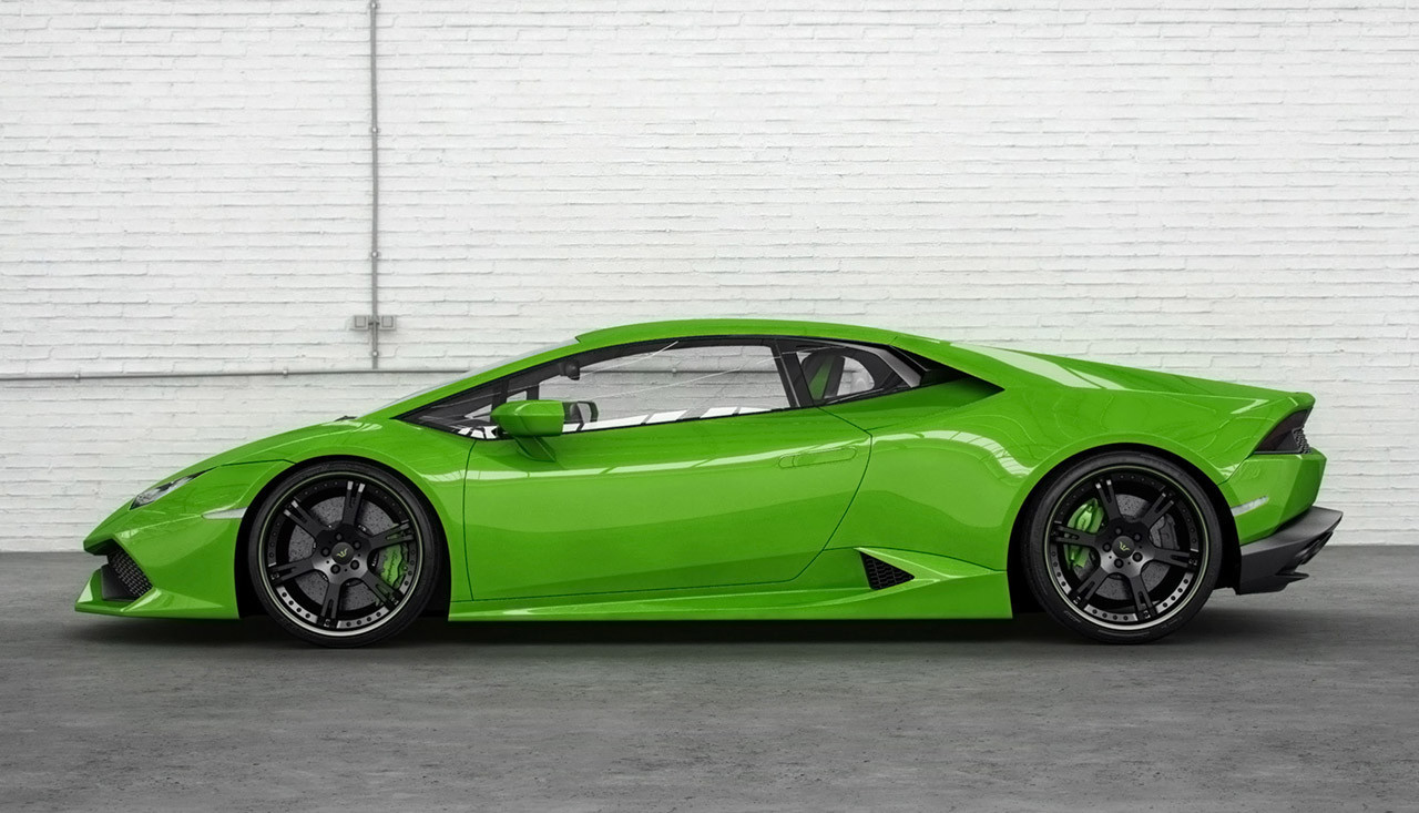 Foto de Lamborghini Huracan Wheelsandmore (9/10)