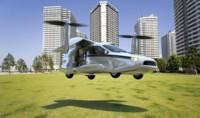 El Terrafugia TF-X  busca plaza de garaje en el cielo