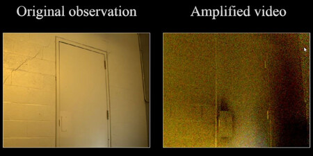 Una pared vacía es todo lo que se necesita para poder ver cuánta gente hay y que hacen dentro de una habitación, según investigación