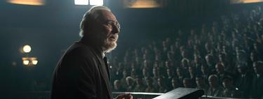 'Mientras dure la guerra': Amenábar vence y convence con una película valiente, emocionante y tristemente imperecedera
