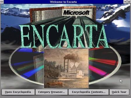 De cuando Microsoft revolucionó la enciclopedia, y cómo Encarta reinó hasta la llegada de Wikipedia