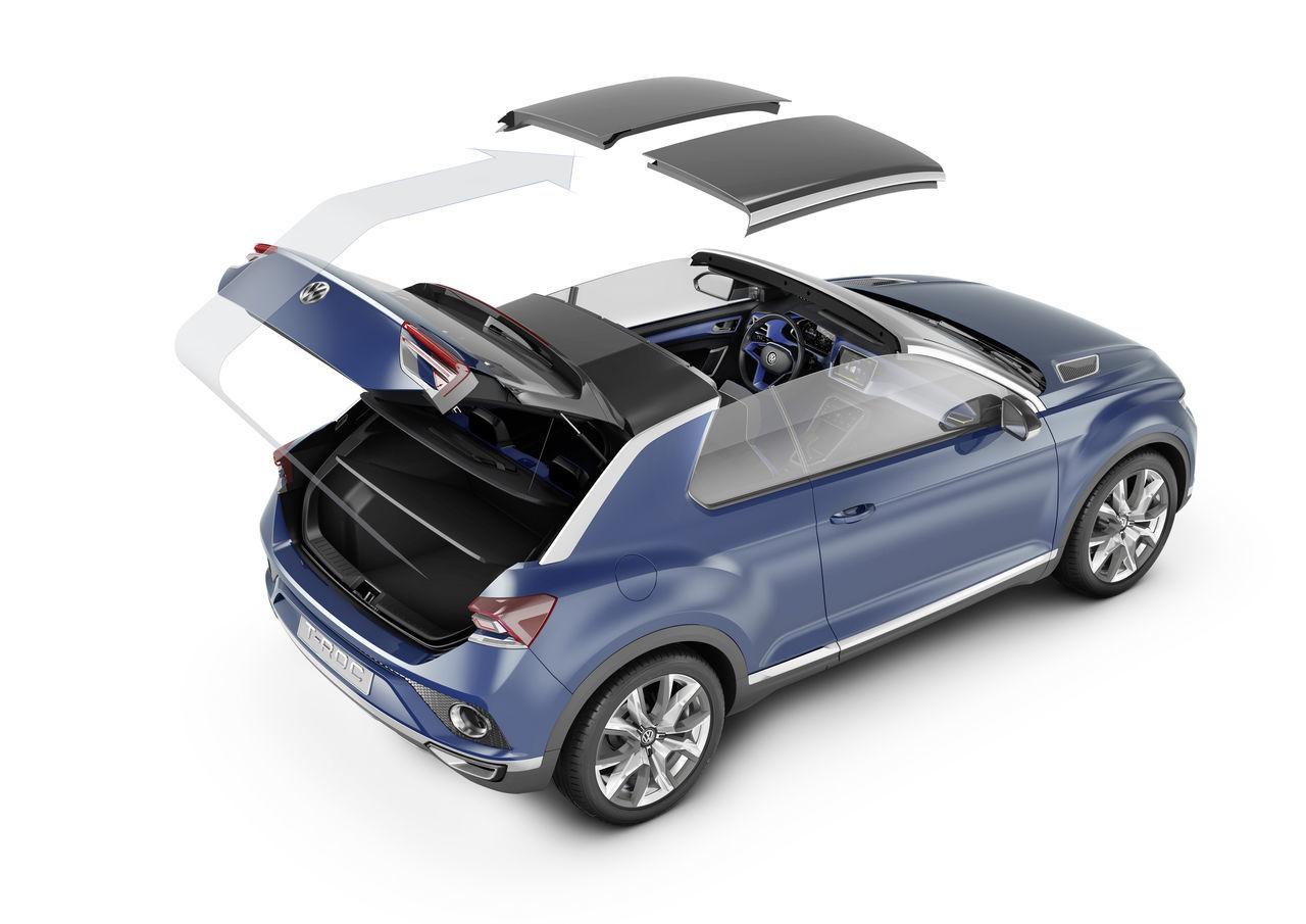 Foto de Volkswagen T-ROC Concept (19/22)