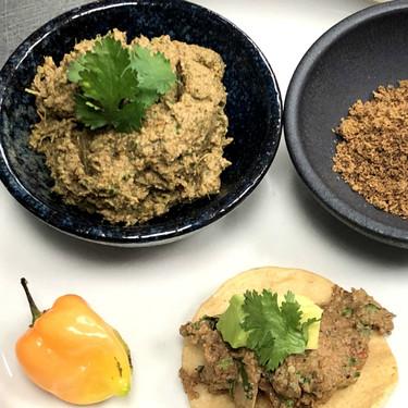 Botanas de sikil pak, la receta campechana para un aperitivo mexicano