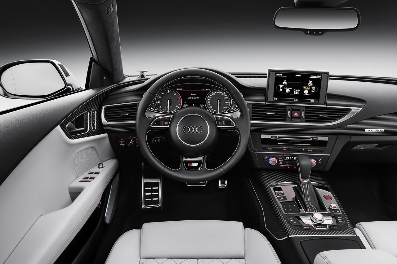Foto de Audi A7 y S7 Sportback 2014 (oficiales) (21/22)