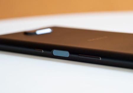 Sony Xperia 10 Plus Diseno Botones
